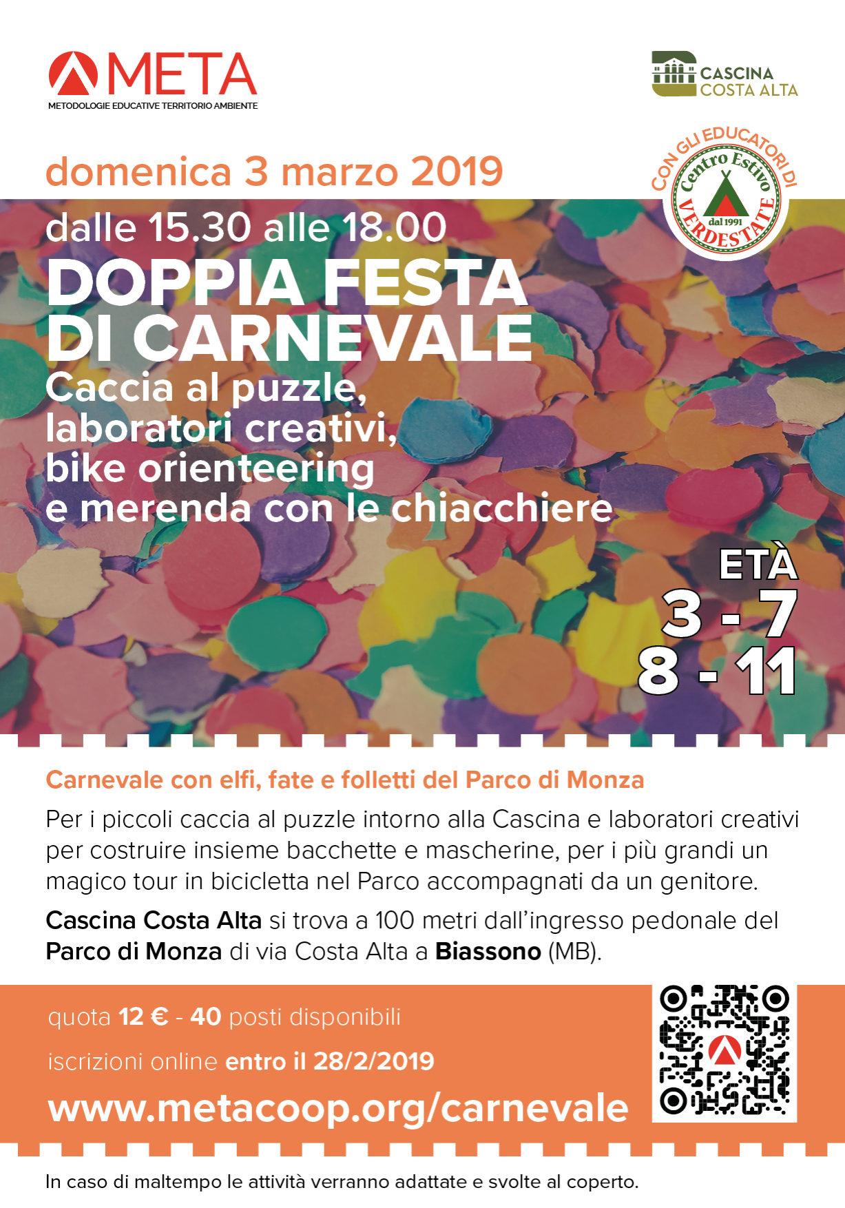 Carnevale 3 marzo 2019